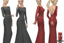 Sims 4 ropa formal