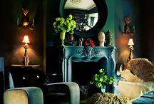 Home: fireplace