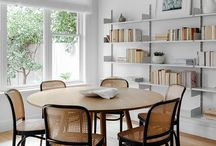 { dining spaces }