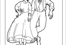Coloring Pages / Activity Sheets