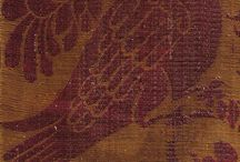 Silk in the history II, textiles