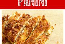 Sandwich/Pannini/Bruschetta/Roll-ups