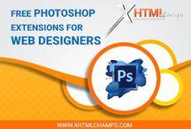 photoshop / Webdesign tool, photoshop plugin, extentions