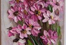 Oils Flowers