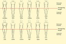 Character Anatomy - Hips / Character Design References (둔부)