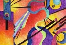 Kandinsky, Miro' & co.