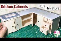 DIY Mini dollhouse