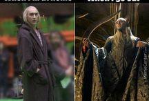 lotr, the hobbit memes