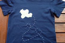 My creations for Perry M. / Hand made t-shirts & more!! Appliqué - diy - felt