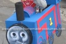Halloween 2014 / In an attempt to make our kids Halloween costumes I will keep ideas on this board. / by Christie Pruden