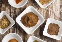 Spices, Marinades, Condiments