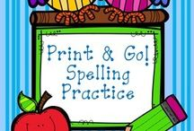 Back To School Teaching Fun! / Fun resources to get ready for back to school time!