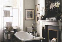 to wash-up... / Bathroom Design - Custom Builts