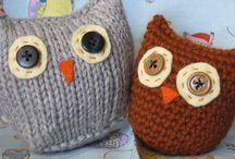 Owls / by Jo Rudd