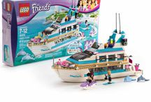 LEGO Friends Theme
