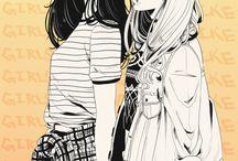 girls♥girls
