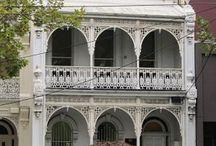 australian Victorian architecture and interior