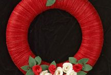 Wreaths / by Marsha Spicer