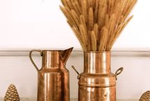 Trendy farba: bronz a meď