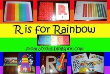 Alphabet- R
