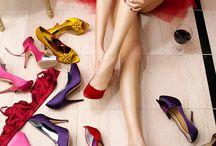 shoe struck