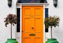 drzwi - door / piękne drzwi w różnych stylach
