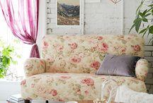 virágos bútor