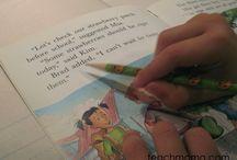 Language - Reading (Fluency) / by Ajar Anak