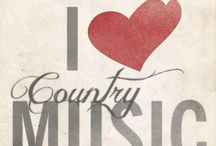 Country Music / by Erin Durukan
