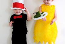 Seuss on the loose!  / by Leah Farmer