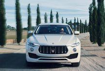 Bellissimi Maserati