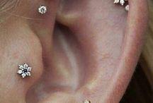 Ohr Piercing