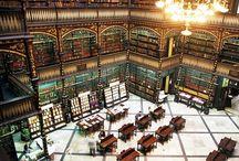 Espacios de Lectura
