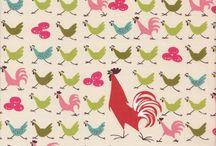 Fabric Love / by Terri Peters