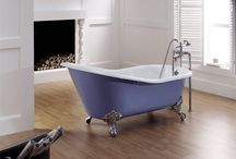 Freestanding Baths / There's little that's more luxurious in a bathroom than a free-standing bath. View our collection (including exclusive products) at cphart.co.uk/bathrooms/baths/free_standing_roll_top_baths