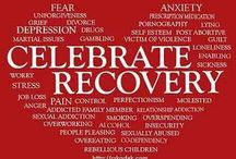 Celebrate Recovery / A place to go for healing.  / by Teresa Cardona