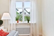 Radiators, windows