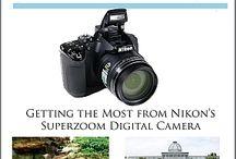 Camera tips for Nikon P510 / by Tiffany Johnson