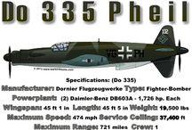 Dornier Do 335 Pfeil