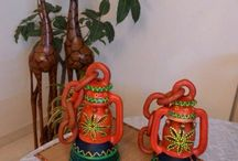 My handicrafts !!! / Handicrafts which I created