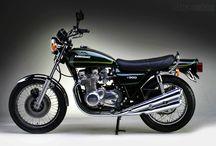 Kawasaki / Kawasaki motoren