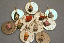 BOC auction charms / by Emma Todd