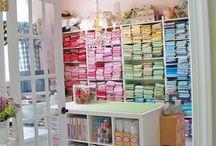 Sewing studio, taller de costura