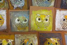 Homeschool Art - Printmaking