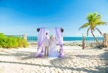Свадьба в Плая дель Кармен. За границей.