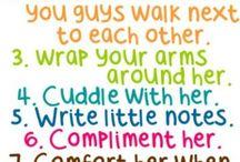 Cute sentences