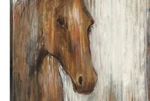 painting on wood