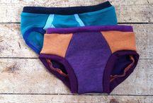 windelfrei Unterhosen, Slips, Schlüpfer / Für mich ein absolutes Muss für ein windelfreies Baby, da Schlüpfer aus Schurwolle tolle Eigenschaften haben.