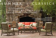 Spring Fling / Great ideas and designs to try for Spring time! Flowers, decor, furniture and more to help make your outdoor space luxurious and beautiful.  / by Summer Classics
