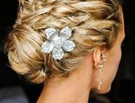 Hair Ideas / by Cathie Flaherty Stemple